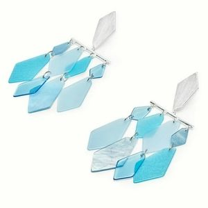 Kendra Scott Hanna Chandelier Statement Earrings